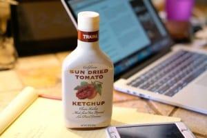 Sun Dried Tomato Ketchup
