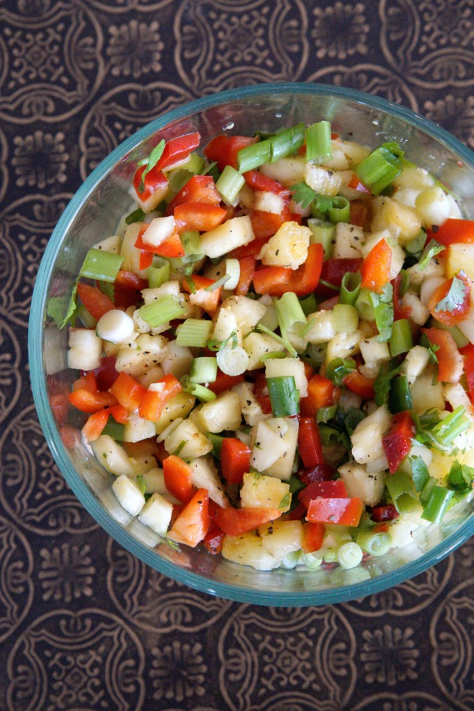 Pineapple Salsa 3