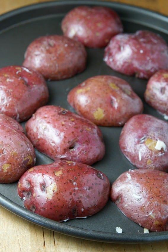 Asian Potato Skins Joanie Simon