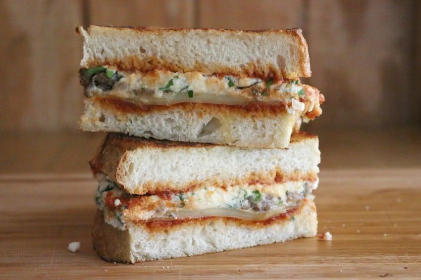 Crazy Sandwich Recipe