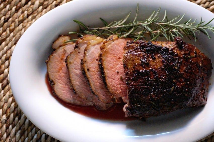 roast beef recipe httpsjoaniesimoncom - Christmas Meat Recipes