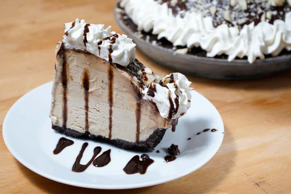 Coffee Hula Pie