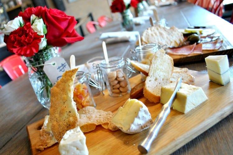 Cheese & Charcuterie Plate - The Market by Jennifer's - joaniesimon.com