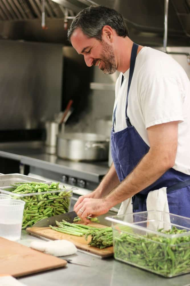 Chef Kevin Binkley