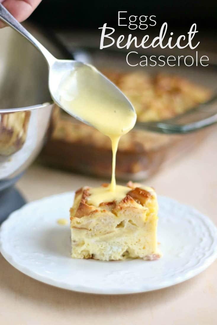 Eggs Benedict Casserole Recipe