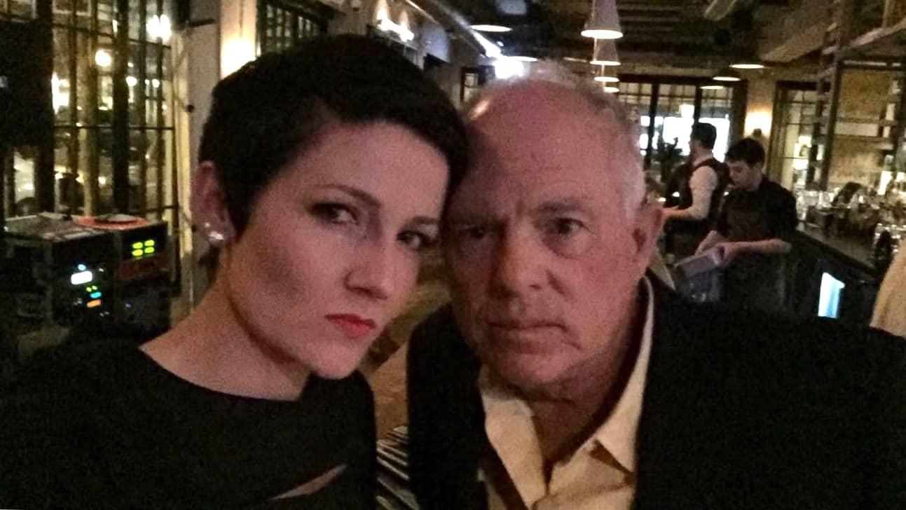 Sam Pillsbury and Joanie Simon