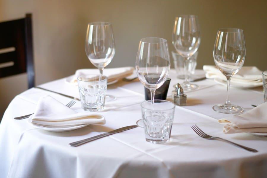 Coup des Tartes Dining Room