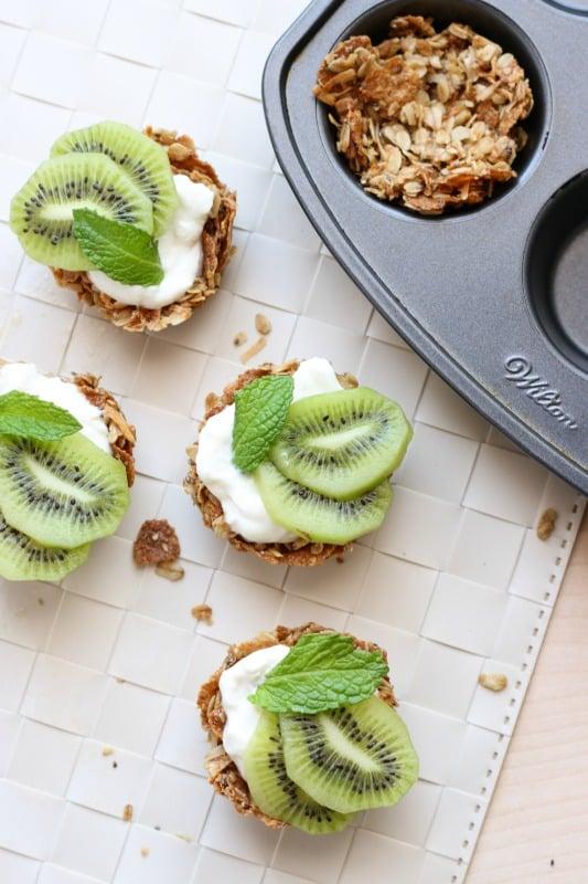 how to make crunchy oats for yogurt