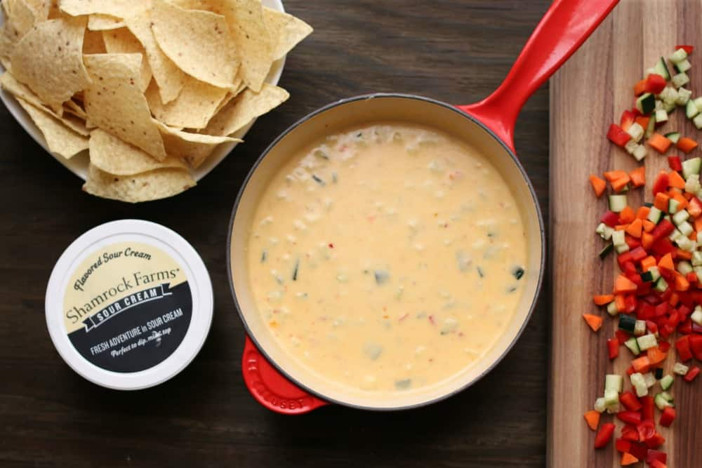 Jalapeno Queso Dip
