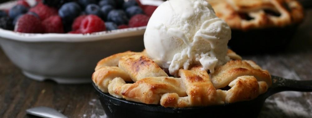 Skillet Pie