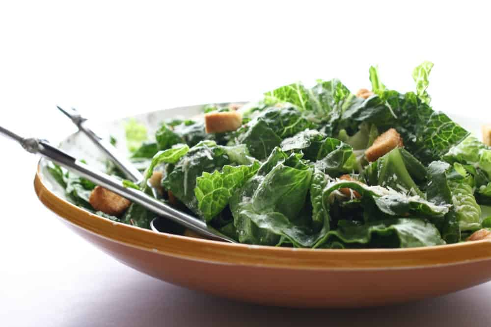 Whole Foods Bagged Croutons Caesar Salad