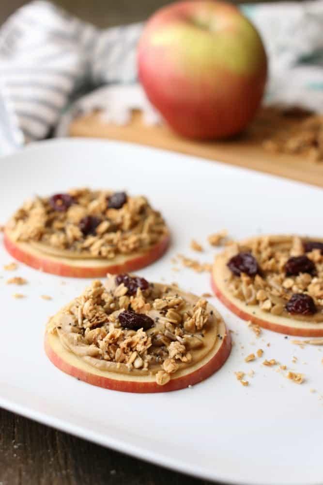 After School Apple Pie Snacks