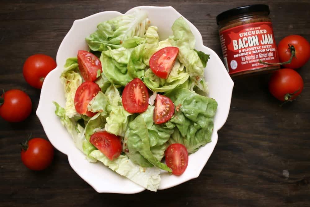 Bacon Jam Salad Dressing