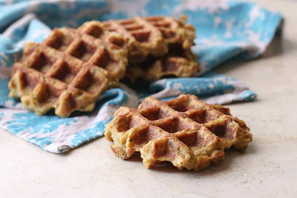 Leftovers Waffles