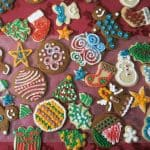 decorating christmas cookies - Decorated Christmas Sugar Cookies