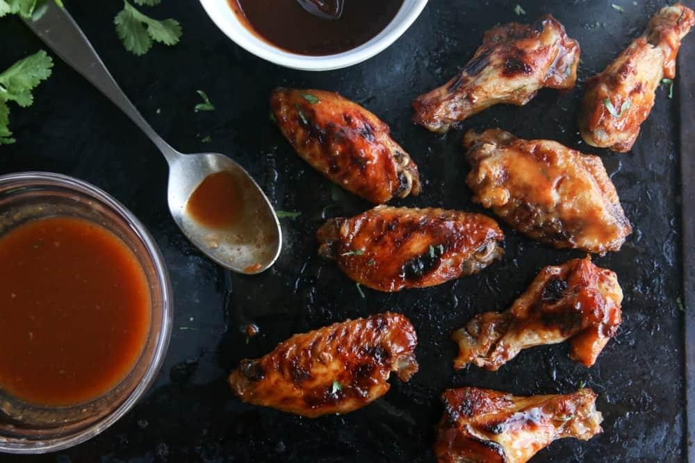 Slow Cooker Wings