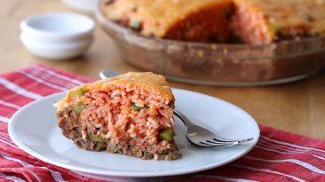 Meat Crust Pie
