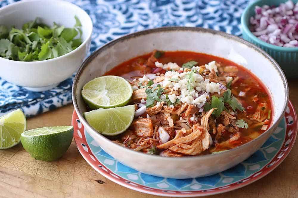 Instant Pot Chile Pork Stew
