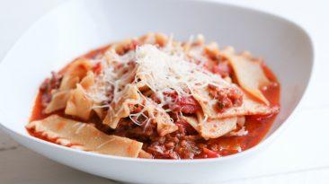 instant pot lasagna stew