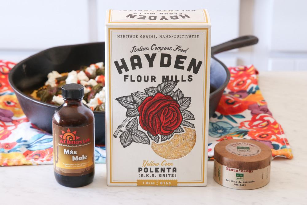 Hayden Flour Mills polenta