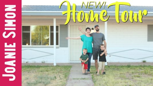 Joanie Simon New house