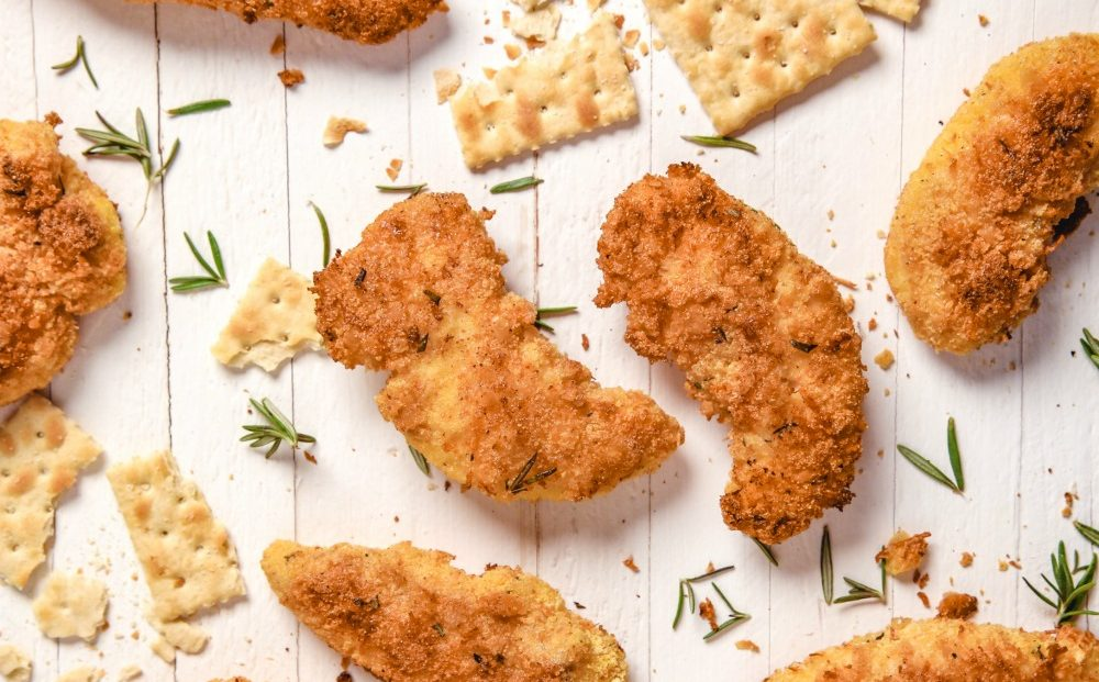 oven fried chicken fingers