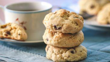cream cheese chocolate chip cookies