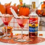 torani raspberry lime halloween floats
