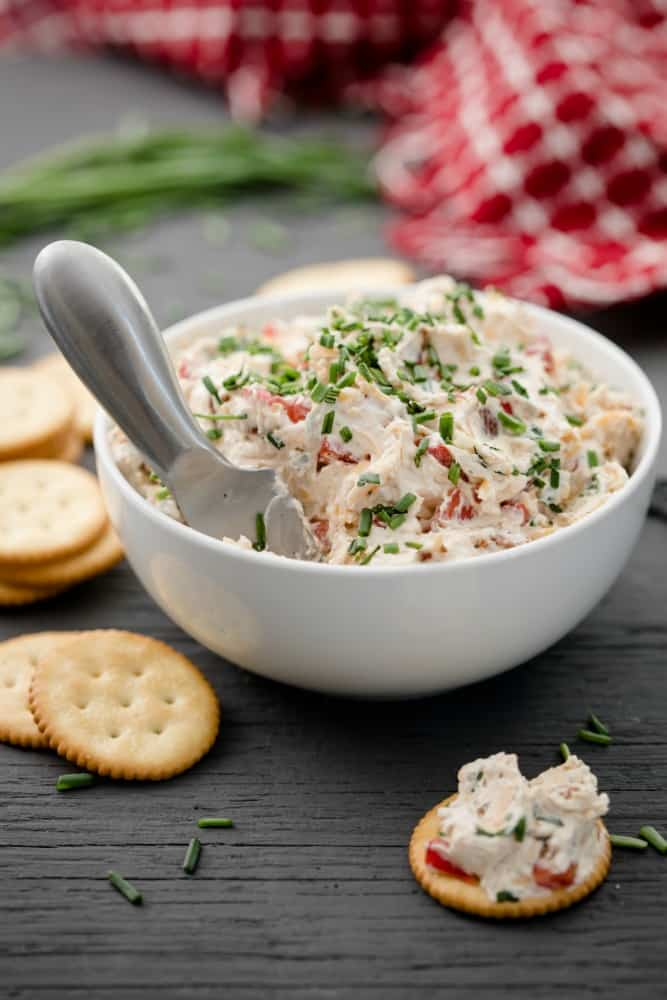 bacon cream cheese dip appetizer