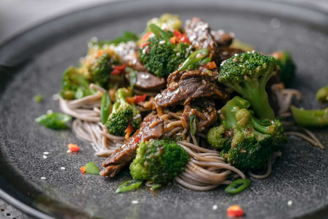 Instant Pot Beef with Broccoli-2