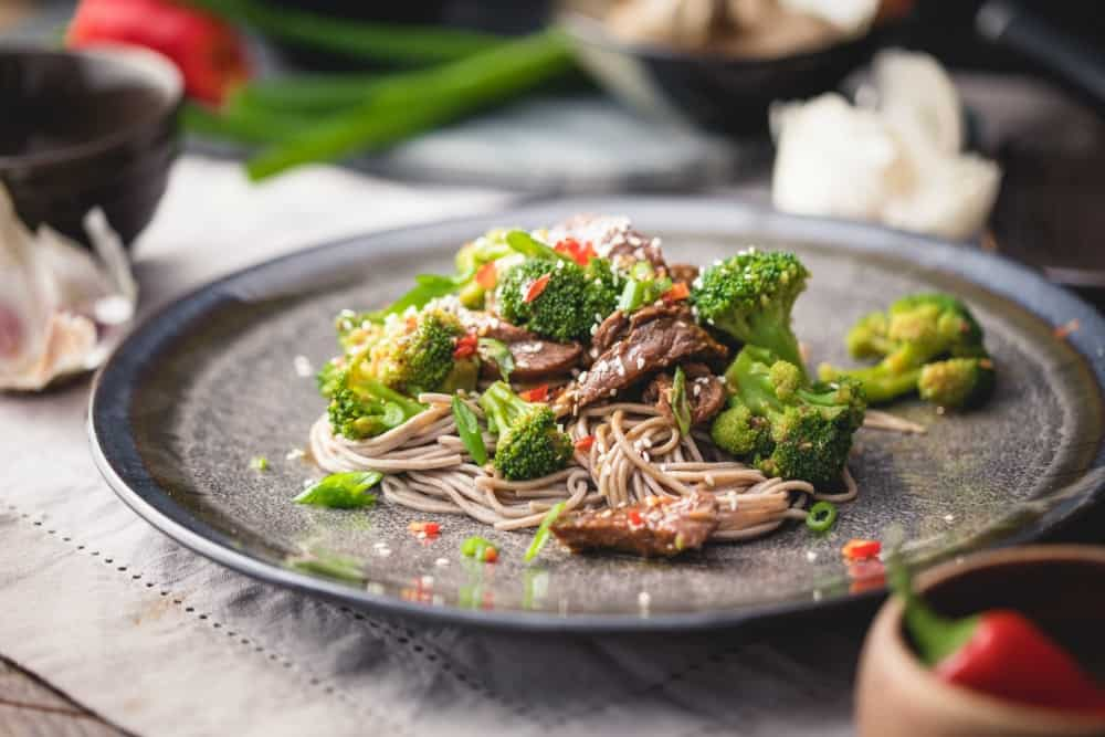 Instant Pot Beef with Broccoli