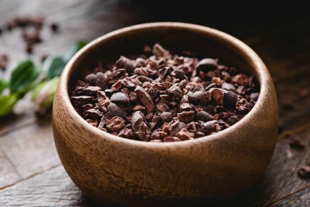 cocoa nibs